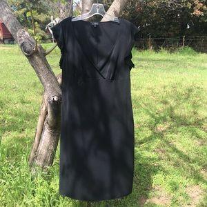 Hourglass Black Dress